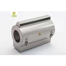 塑料机械料筒加热器 不锈钢外罩发热圈 风冷保护罩电加热圈