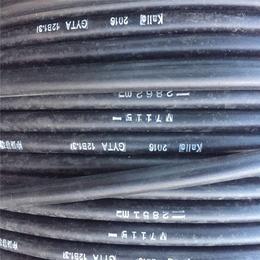 宁强长期回收通信光缆及网络通信材料