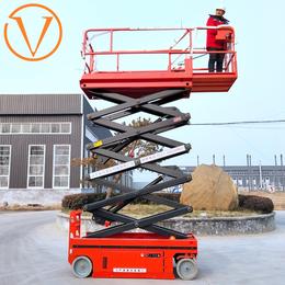全自行走升降机 自行走升降平台 电动登高车设计
