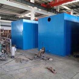 内江污水处理一体化设备厂家报价 贝恒机电污水处理