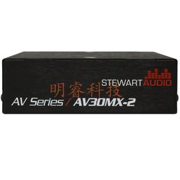 现货供应美国Stewart 功率放大器 AV30MX-2功放