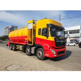 加强防腐性的20吨自卸式污泥运输车+拉污泥粪污