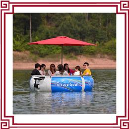生态山庄旅游项目  水上烧烤船 景区观光船  水上游乐设备