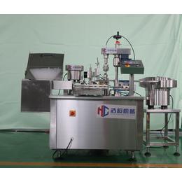 液体灌装机 上海自动灌装机设备