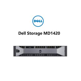 Dell Storage MD1420存储磁盘阵列扩展柜