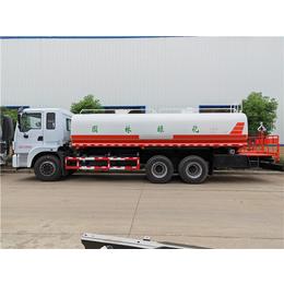 聚氨酯保温20立方温泉水运输车