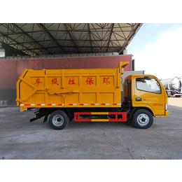载重5吨含水污泥清运车产品介绍