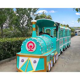 小火车价格(图)-无轨小火车游乐设备-小火车游乐设备