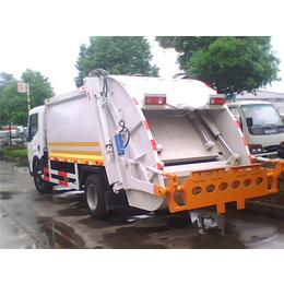 国六5方压缩垃圾分类车  国六5吨压缩垃圾分类车图片说明
