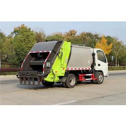 6立方密封垃圾车改装厂家 分类垃圾车售价 垃圾车