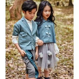 金果果时尚童装2020春季新款品牌童装折扣尾货供应亚博国际版