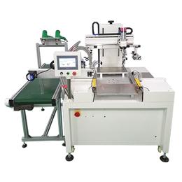 鞋垫丝印机鞋面鞋舌印花机鞋帮鞋材划线机丝网印刷机
