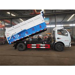 国六来了8吨粪污运输车-8方粪污粪便清运车分期付款