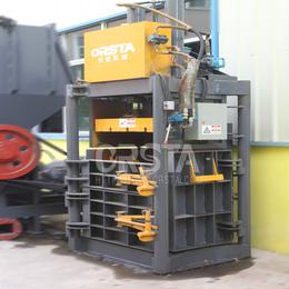 CRSTA柯达机械 厂供立式液压打包机 重型辅助打包设备