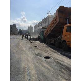 东莞沥青路面施工队 承包道路铺沥青