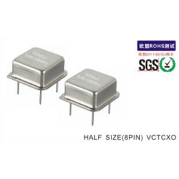 温补插件晶振 HALF SIZE DIP8 VCTCXO