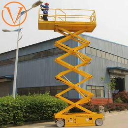 自行走升降机 18米升降平台 全自动升高车 液压登高车