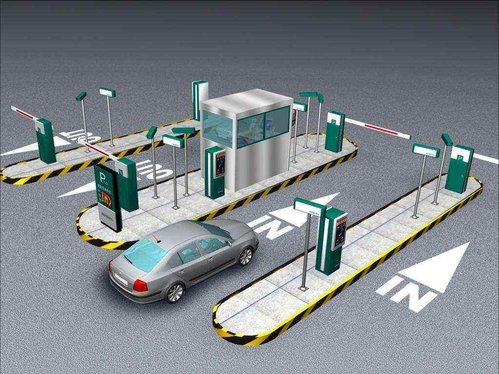 智慧停车市场未来商机可期