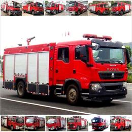 广东省多功能型水罐消防车厂区社区水罐消防车价格
