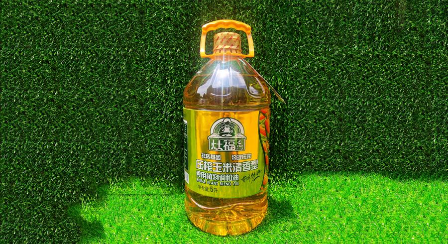 灶福-压榨玉米清香型