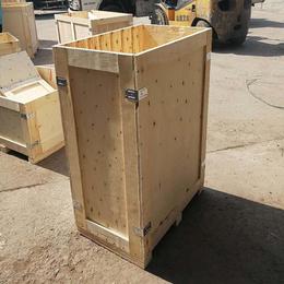 木箱生产厂家定做出口用木箱质优价廉 青岛工厂