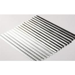 热熔胶鼻梁铝条 1060防护铝条 KN95口罩固定铝条