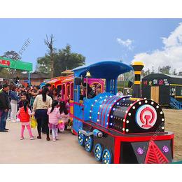 公园小火车-观光小火车价格-公园里小火车