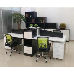 江西办公桌子现代工位办公家具定制定做生产批发厂家