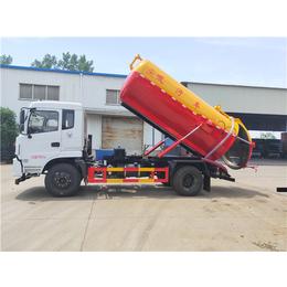 容积12方粪污清运车 载重10吨12吨清运粪污畜禽粪便车